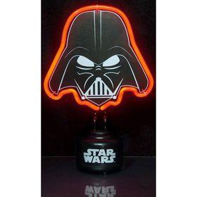 Star Wars Darth Vader Small Neon Light (UK Plug)