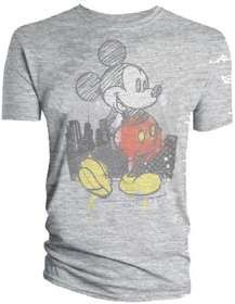 Micky Mouse Tap T-Shirt (Large)