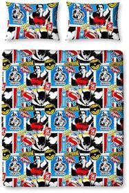 Batman Vs Superman Double Rotary Duvet Set