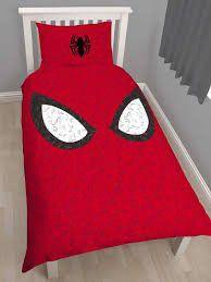 Disney Marvel Spiderman Ultimate Reflex Single Panel Duvet Set