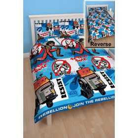 Disney Star Wars Rebels Tag Double Rotary Duvet Set
