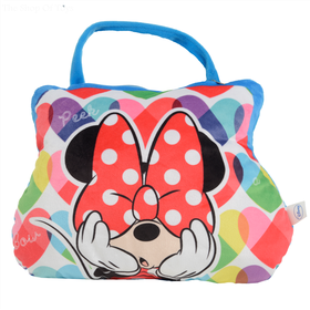 Minnie Mouse Cushion To Go