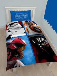 Star Wars Episode 7 Divider Single Panel Duvet