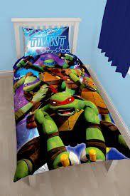 Teenage Mutant Ninja Turtles Dimension Single Panel Duvet