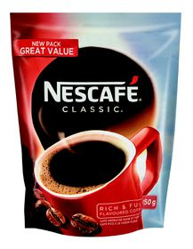 Nescafe - Classic Instant Coffee Doy Bag - 150g