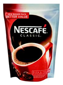 Nescafe - Classic Instant Coffee Doy Bag - 250g
