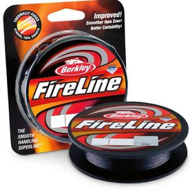 Berkley - Fireline Fused Original Line -Braid Smoke - 5.9kg