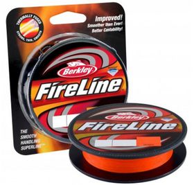 Berkley - Fireline Fused Original Line Braid Orange - 6.8kg