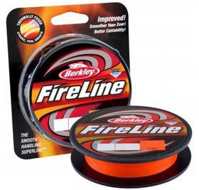 Berkley - Fireline Fused Original Line Braid Orange - 7.90kg