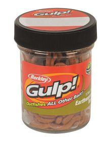 Berkley Gulp! - Earthworm Bait - GEW-BR