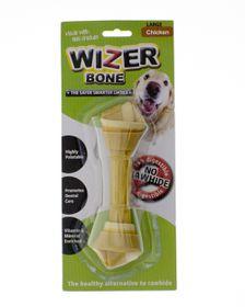 Wizer - Chicken Knotted Bone Treat - Large