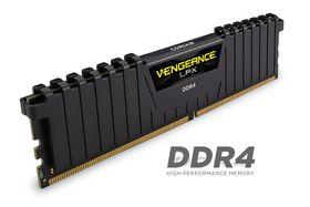 Corsair Vengeance LPX 32GB DDR4 DRAM 2400MHz C14 Memory Kit - Black - 2 x 16GB