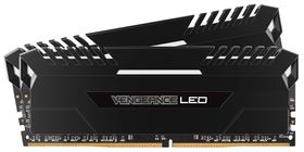 Corsair Vengeance LED 16GB Memory Kit - White LED