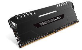 Corsair Vengeance LED 16GB Memory Kit - White LED