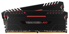 Corsair Vengeance LED 32GB Memory Kit - Red LED