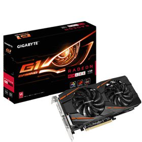 Gigabyte Radeon RX 480 4GB G1 Gaming Graphics Card