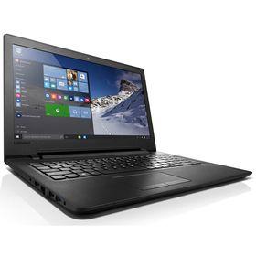 """Lenovo Ideapad 110 Intel Celeron 15.6"""" Notebook - Ebony Black"""
