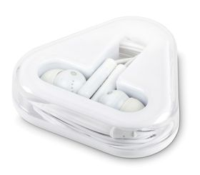 Creative Travel Boogie Earbuds - White