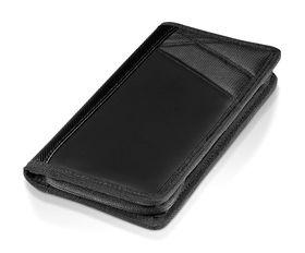 Elleven Zip Around Travel Wallet - Black