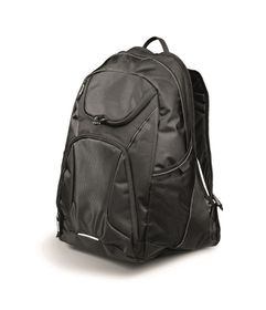 Creative Travel Pinnacle Tech Backpack - Black