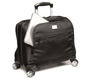 Creative Travel Morpheus Overnight Tech Trolley Bag - Black