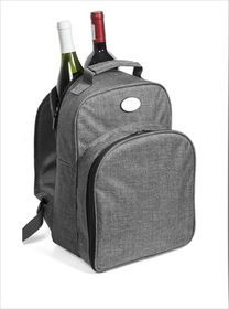 Creative Travel Avenue Picnic Bag - Grey