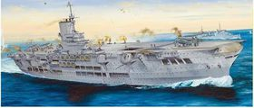 """1:350 British HMS """"Ark Royal"""" 1939 Aircraft Carrier Scale Model Kit"""