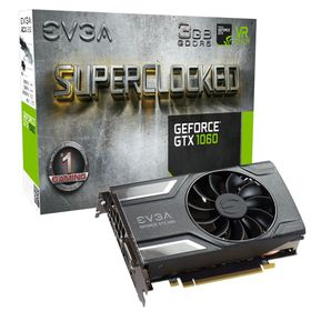 EVGA GeForce GTX 1060 Graphics Card - 3GB