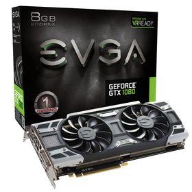 EVGA GeForce GTX 1080 Graphics Card - 8GB