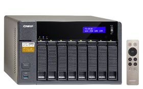 QNAP TS-853A TurboNAS - 8-Bay