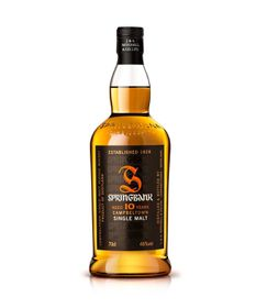 Springbank - 10 Year Old Whisky - 6 x 750ml