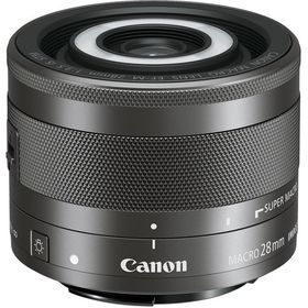 Canon EF-M 28mm f 3.5 IS STM Macro Lens