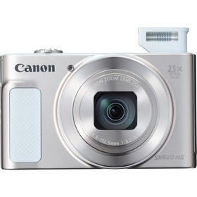 Canon SX620 Ultra Zoom Digital Camera - White