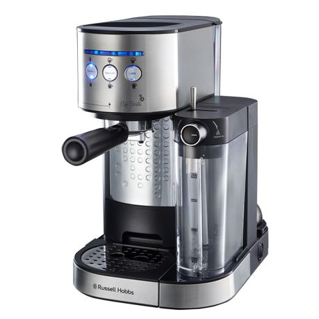 Russell Hobbs Cafe Barista One Touch Coffee Maker Buy Online In