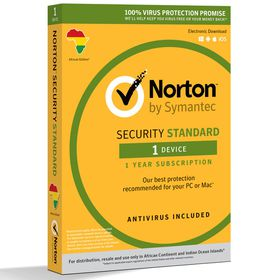 Norton Security Standard Software