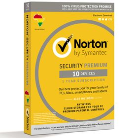Norton Security Premium Sofware