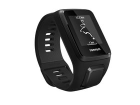 TomTom Spark 3 Cardio + Music Black - Large