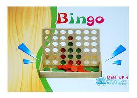 Bingo Line Up Game