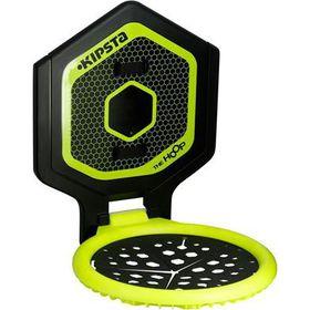 Kipsta Decathlon The Hoop Basketball Backboard - Black & Yellow