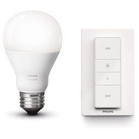 Philips Hue Personal Lighting Wireless Dimming Kit (Energy Class A+) (1 Bulb And Remote Control)