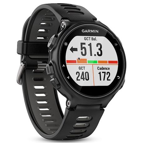 Garmin Forerunner 735 Xt Gps Running Watch Grey Buy Online In
