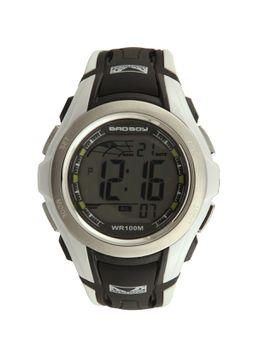 Bad Boy 100M-WR Ana-Digital Watch - Black & White