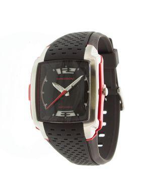 Bad Boy 100M-WR Ana-Digital Watch - Black and Red