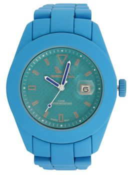 Bad Boy Retro Analogue Watch - Blue