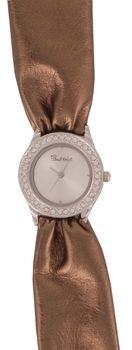 Bad Girl Diva Analogue Watch - Bronze