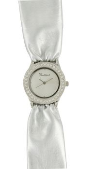 Bad Girl Diva Analogue Watch - Silver