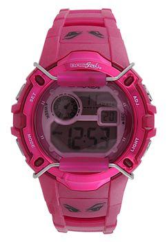 Bad Girl Funk 100M-WR Digital Watch - Pink