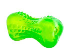Rogz - 11.6cm Yumz Treat Dog Toy - Lime