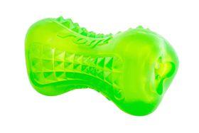 Rogz - 15cm Yumz Treat Dog Toy - Lime