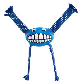 Rogz - Flossy Grinz 290mm Oral Care Dog Toy - Blue